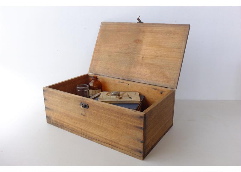 Storage Wood Box