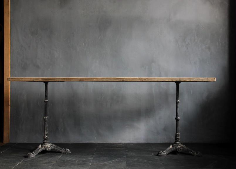 BLA:NC Casting leg table