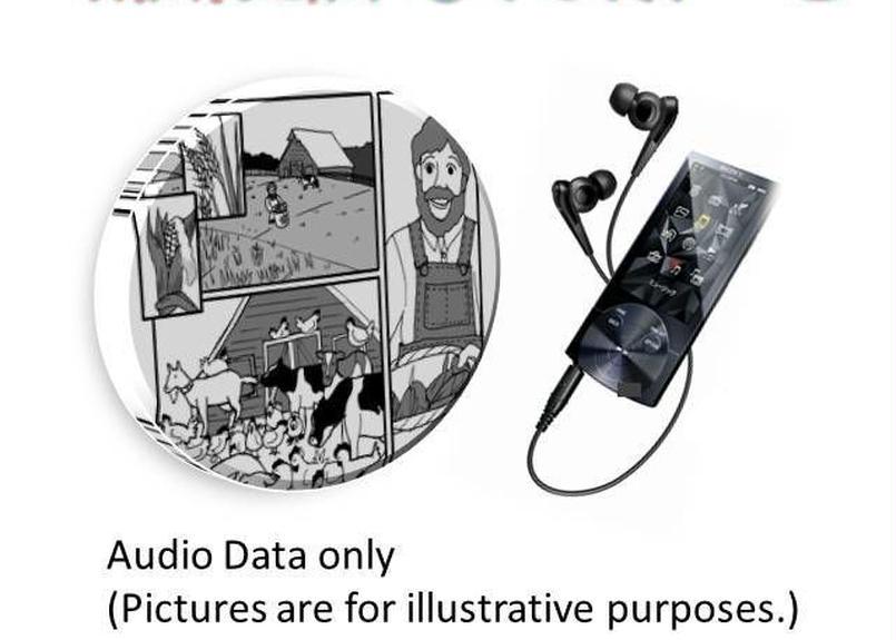 ストーリー第2話 ネイティブの音声 Audio Sample Story 2