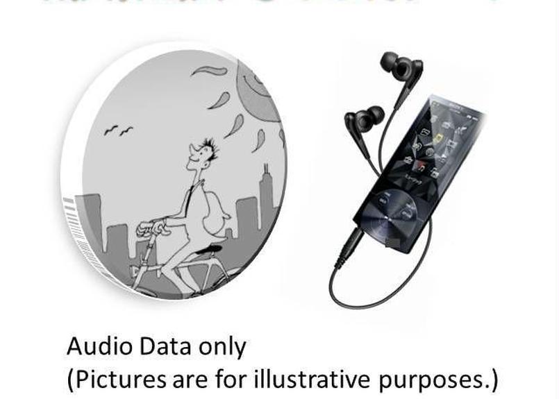 ストーリー第1話 ネイティブの音声 Audio Sample Story 1
