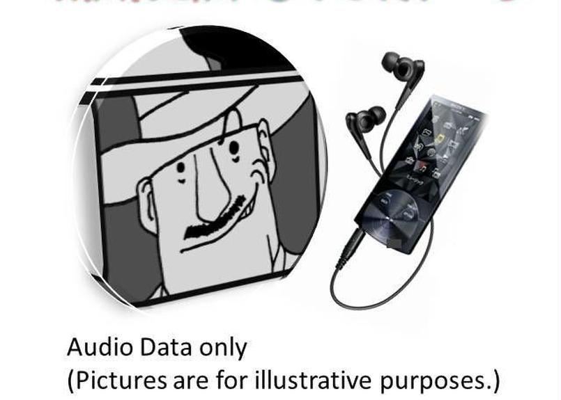 ストーリー第5話 ネイティブの音声 Audio Sample Story 5