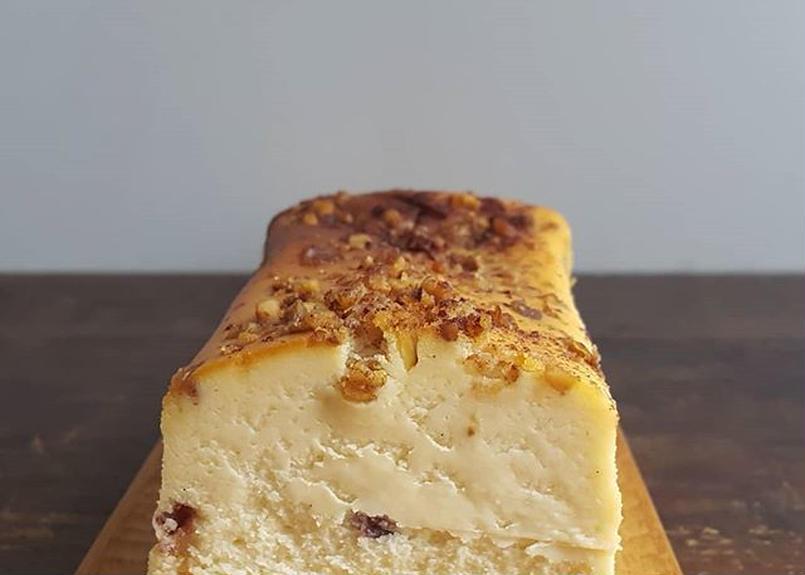 赤い実チーズケーキ/フルサイズ【6月中お届け】