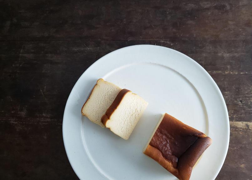 ベイクドチーズケーキset※アイス珈琲【7/2~7/12発送】