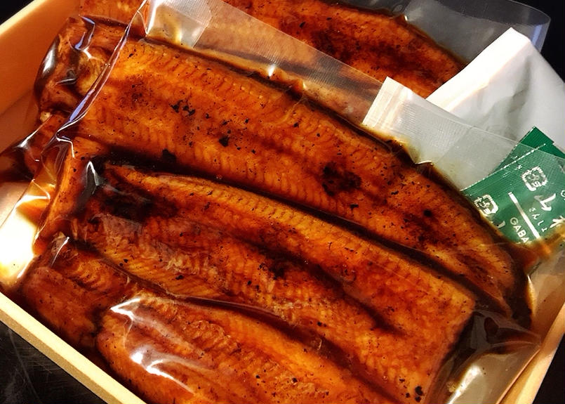 国産鰻蒲焼2尾セット