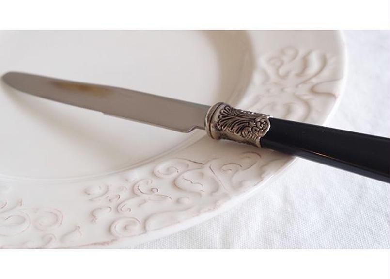C otê Table ビストロ  ディナーナイフ  noir