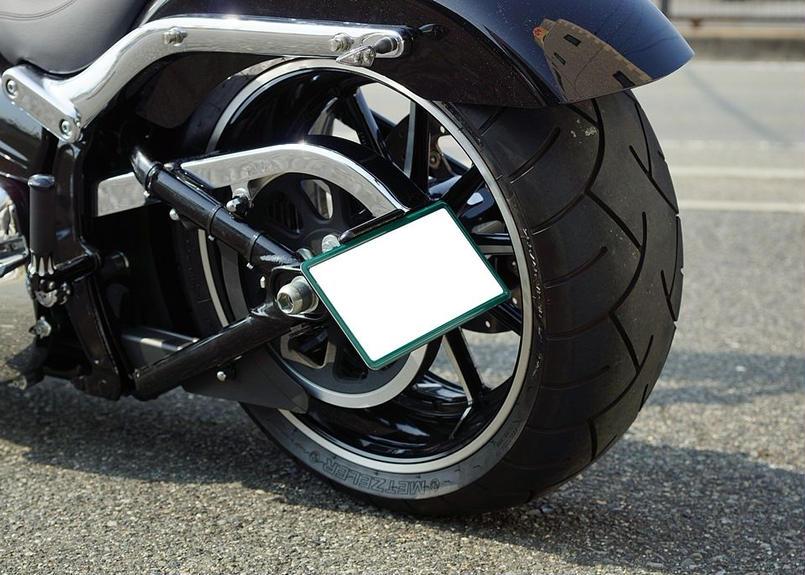 ブレイクアウト・ロッカー専用 サイドナンバーKIT(横向き)全年式対応