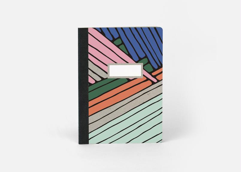 A5サイズノートブック「PALM」