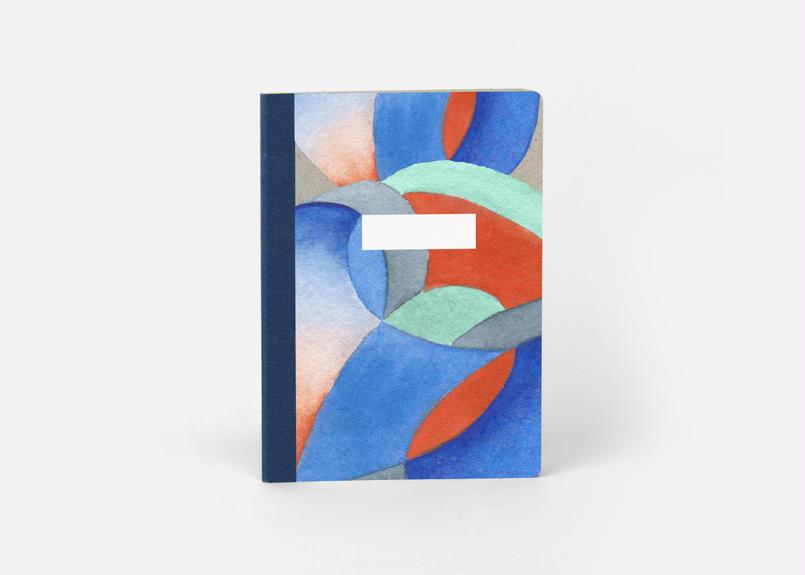 A5サイズノートブック「PACIFIC」