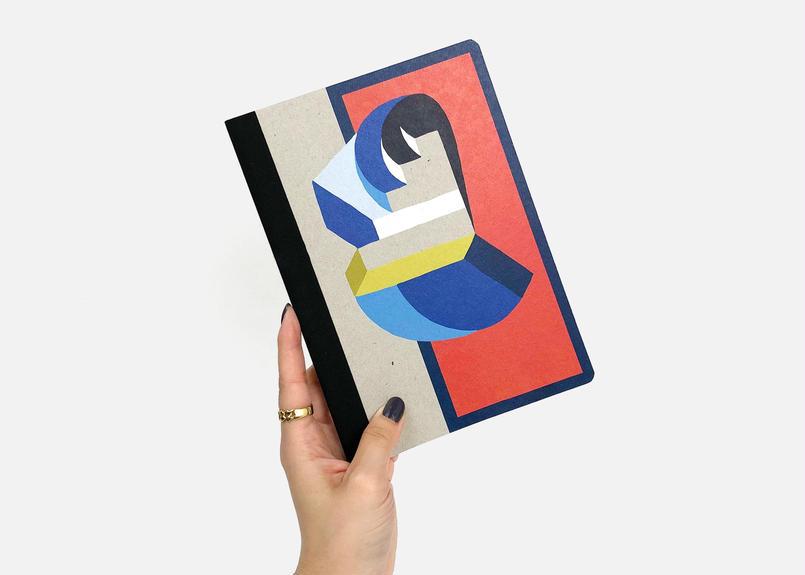 A5サイズノートブック「STUPARO」