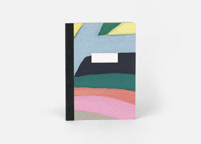 A5サイズノートブック「PAMPA」