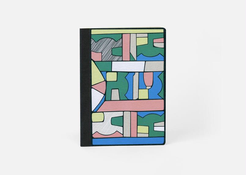 A5サイズノートブック「ENIGMA」