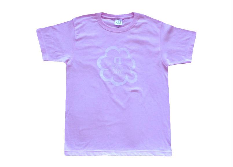 キューチャンカレーteeシャツ(フロストピンク)