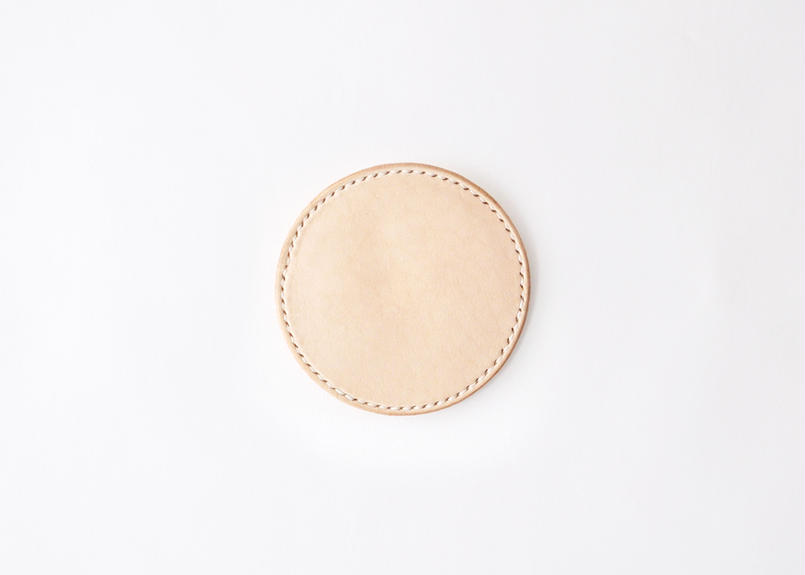Circle coin case (ri-001)