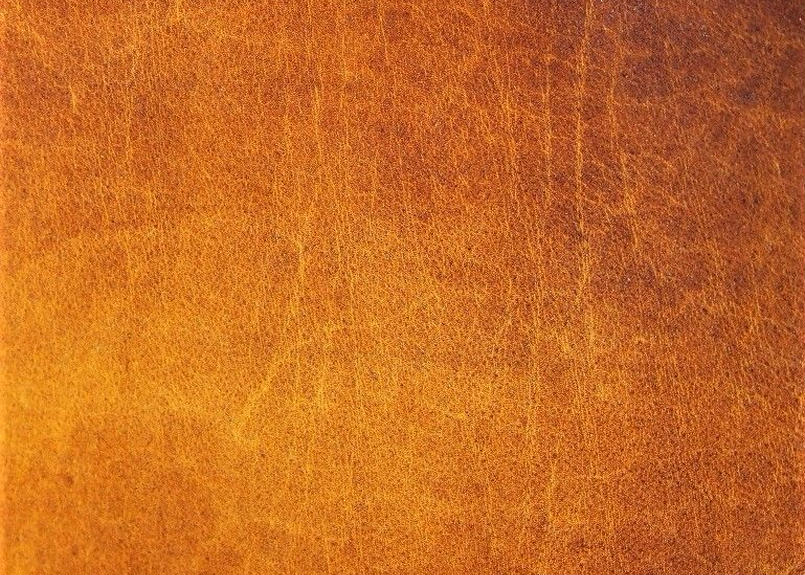 Veg Tan Waxed Light Brown