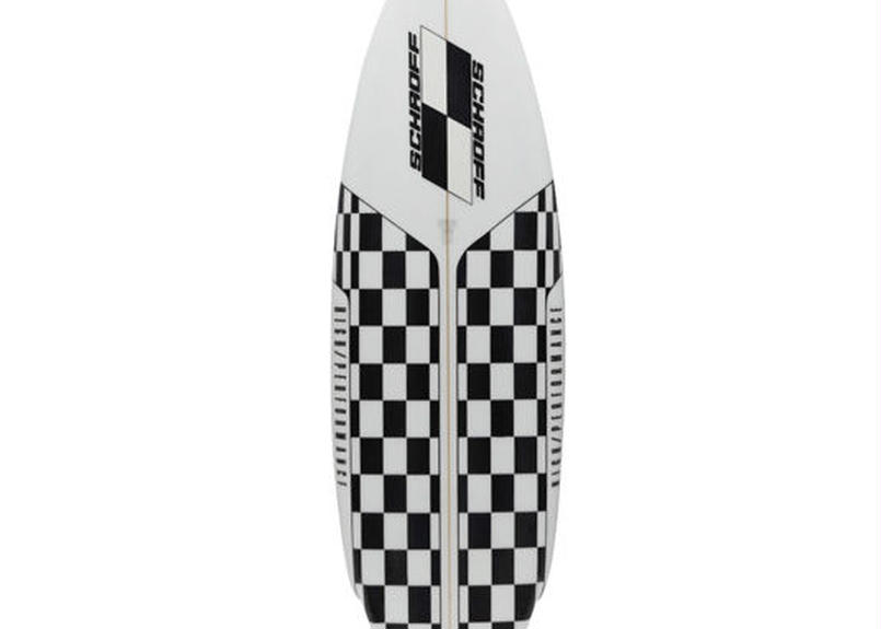 """5'4"""" HIGH  PERFORMANCE  """"TAMMA""""  Air brushed & Hand shaped by Peter Schroff"""