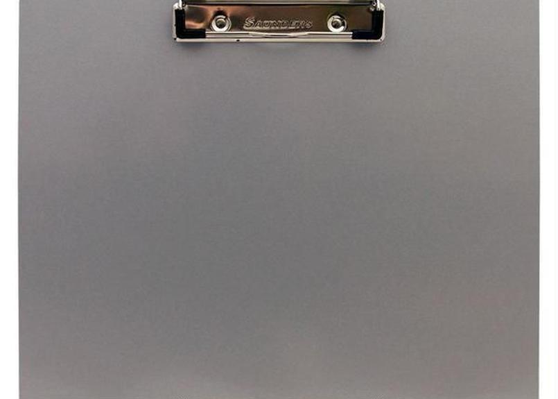 アルミニウム(クリップボード 横型)  - Letter Size