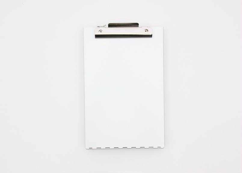 レディライト(クリップボード) - Letter/A4 Paper Size
