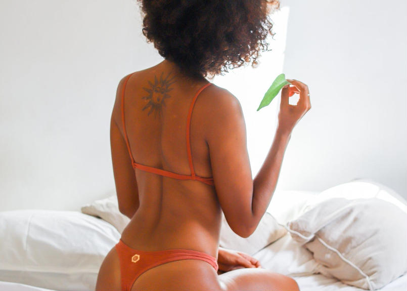 Lulu G-String Terracotta