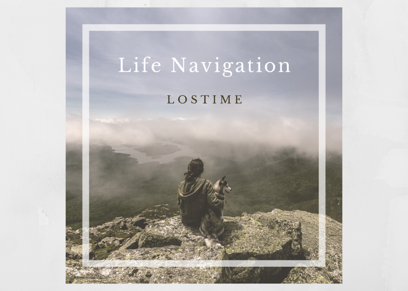 LOSTIMEの5曲入りのアルバム「Life Navigation」