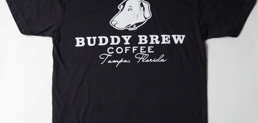 BUDDY BREW COFFEE TShirt