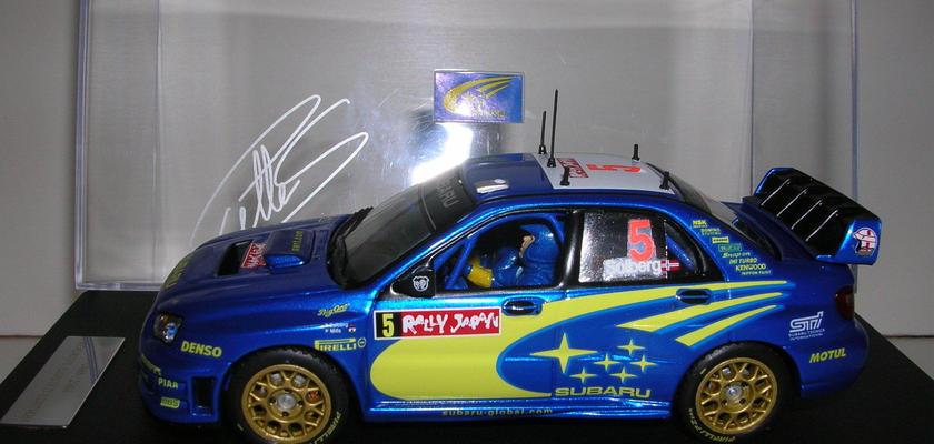 Prodrive(プロドライブ) スバル・インプレッサ 2005 WRC(#5)