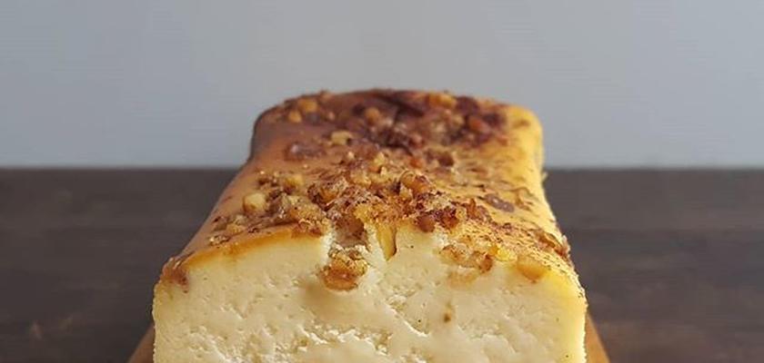 赤い実チーズケーキ/フルサイズ【11月中お届け】