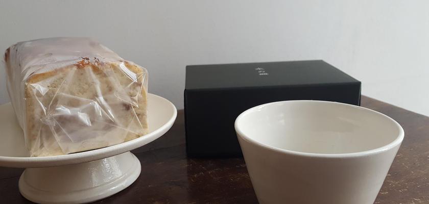 Gift / 白【12/20発送】※栗チーズケーキ・ハーフ