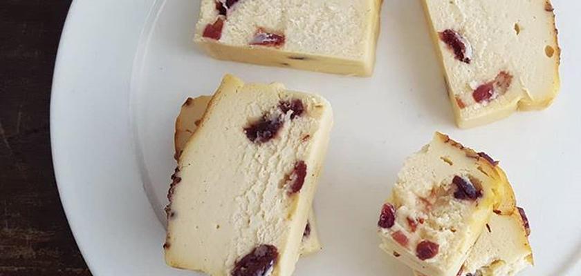 赤い実チーズケーキ/フルサイズ【4月中発送】