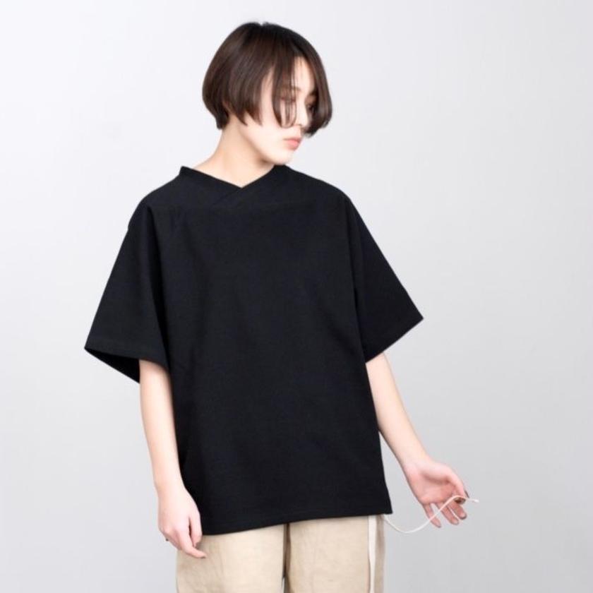 ANITYA/football tee(black)