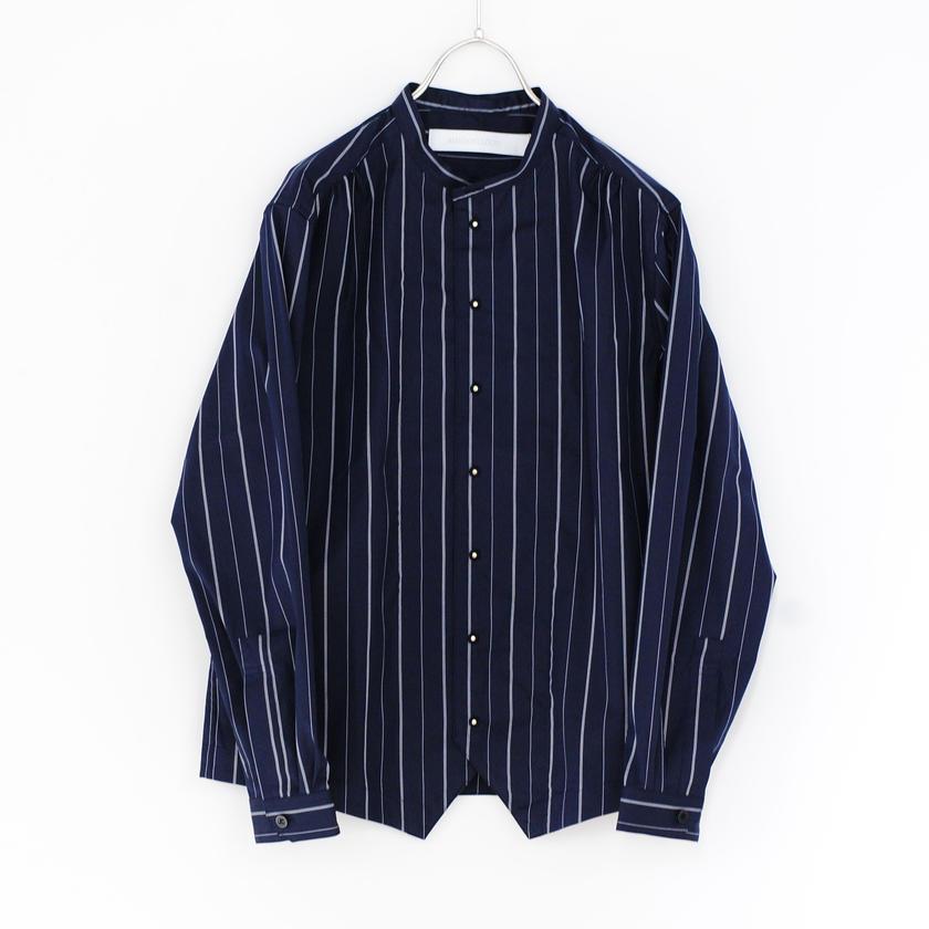 ASEEDONCLOUD /  shadow shirt(artifical stripe)