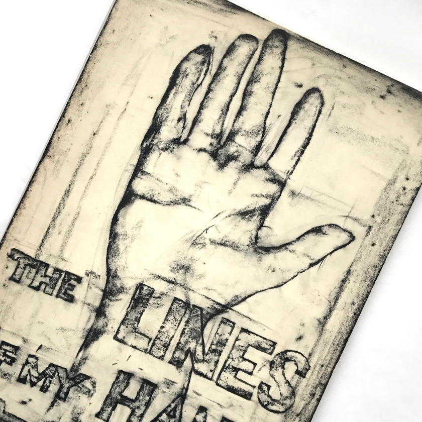 Title/ The Lines of  My Hand  Author/ Robert Frank