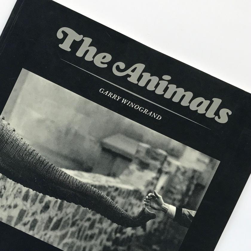 Title/ The Animals     Author/ Garry  Winogrand