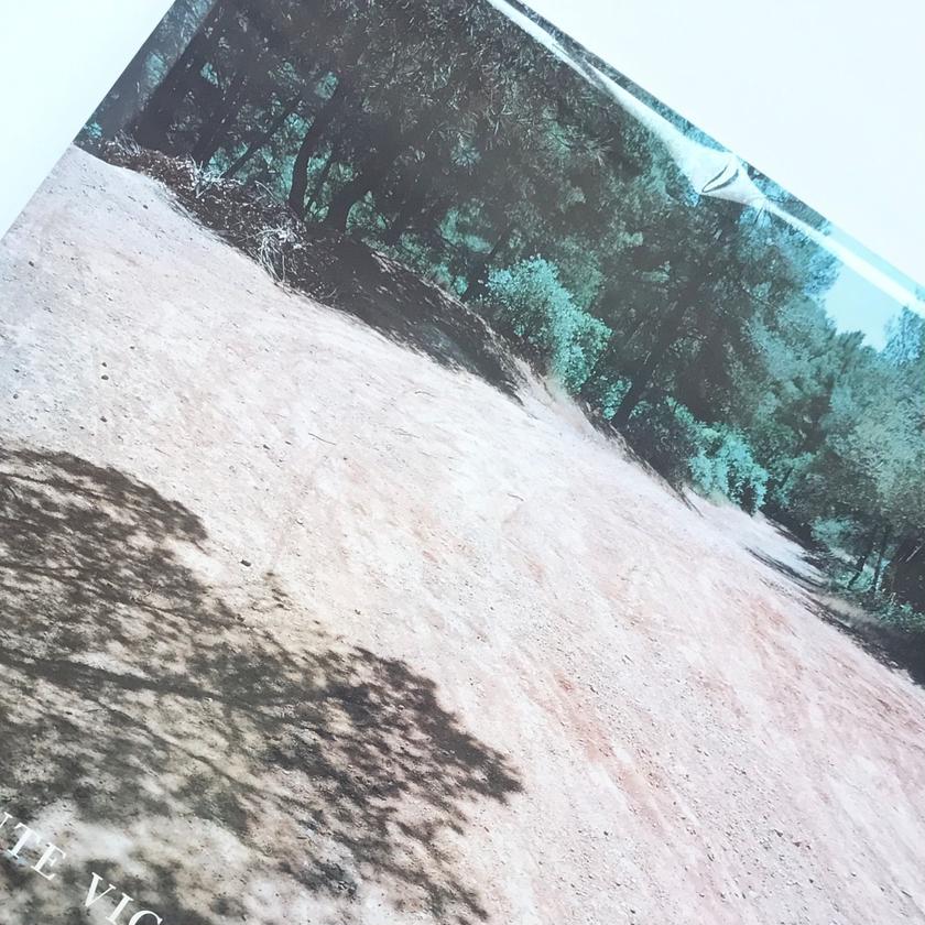 Title/ Mont Saints Victoire Author/ 鈴木理策