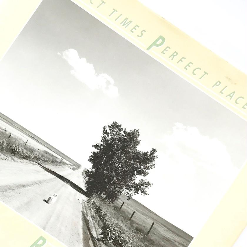 Title/ Perfect Times Perfect Places Author/ Robert Adams