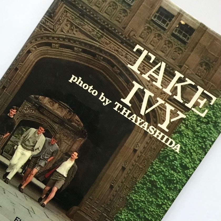 Title/ TAKE IVY  Author/ 林田昭慶