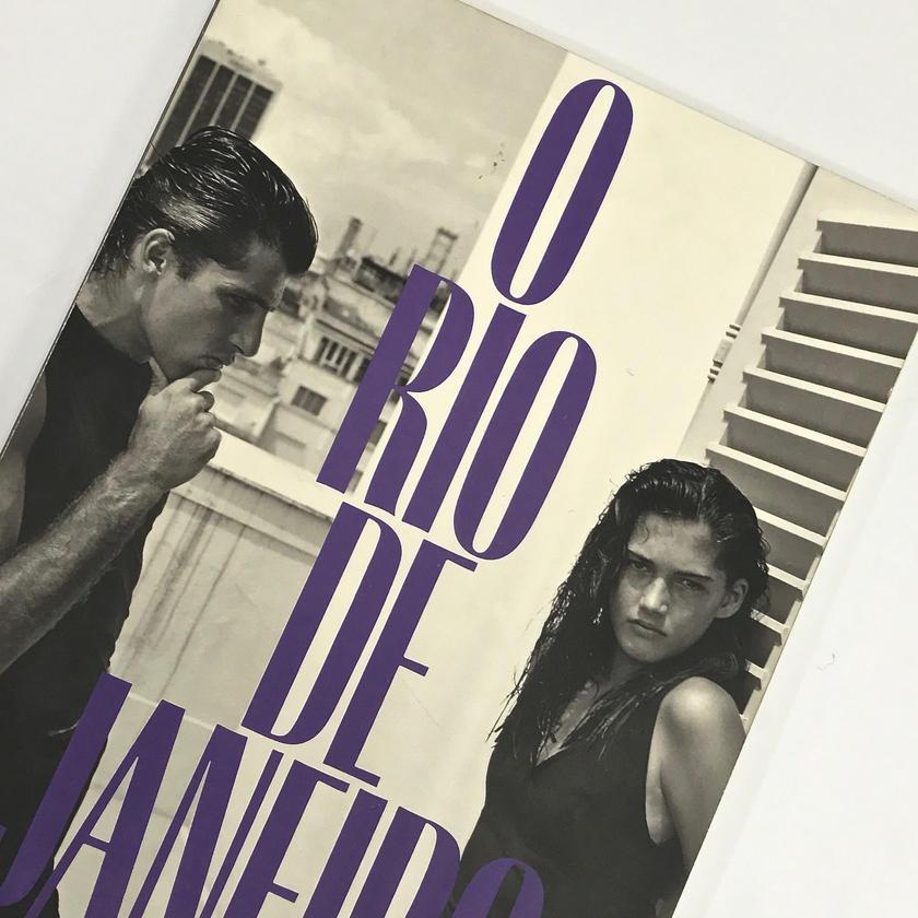 Title/ O Rio De Janeiro Author/ Bruce Weber
