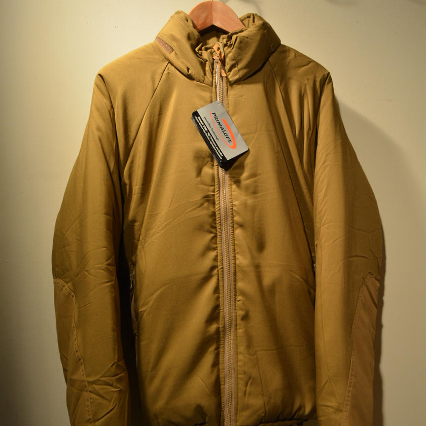 USMC Level 7 Jacket Brown made by Wild Things (NOS)