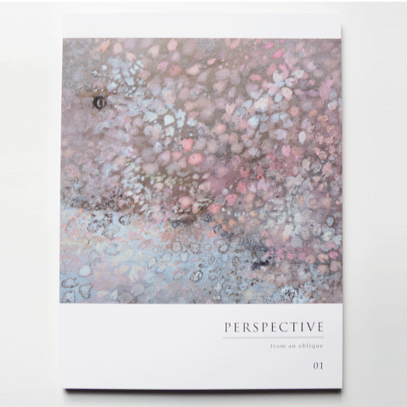 book『PERSPECTIVE -from an oblique- 01』