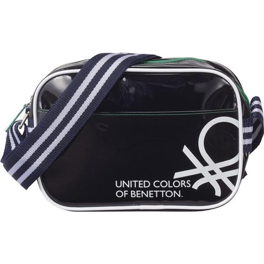 メンズ ベネトン ショルダーバッグ 全2色 新品