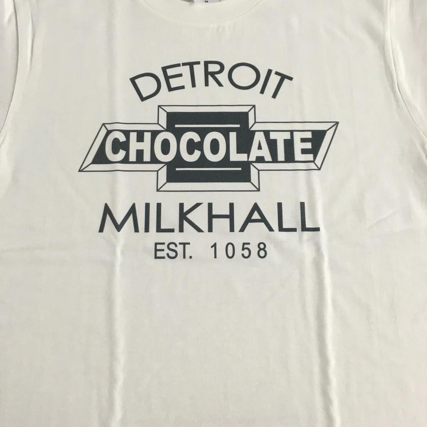 CHOCOLATE. Tシャツ