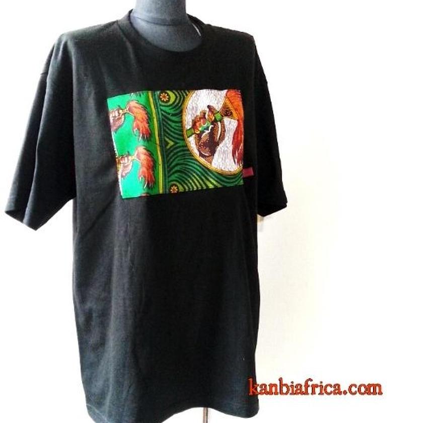 ~114 メンズXL  コットンtシャツアフリカン~