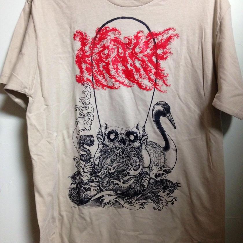 """""""毒禄寿"""" T-shirt サンド"""