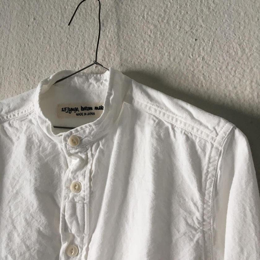 lot 16 de shirts (white)
