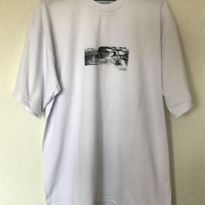 maybe  you're a total bitch S/S TEE