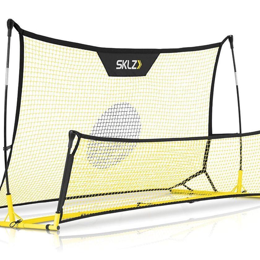 ポータブル壁当てネット(跳ね返り板)SKLZ Quickster Soccer Trainer