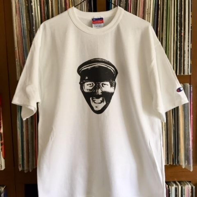 """NEW!!!再入荷7/12  """"Repricant Compuma"""" T-shirt(白)ステッカー付き!!! SOMETHING ABOUT 2018"""