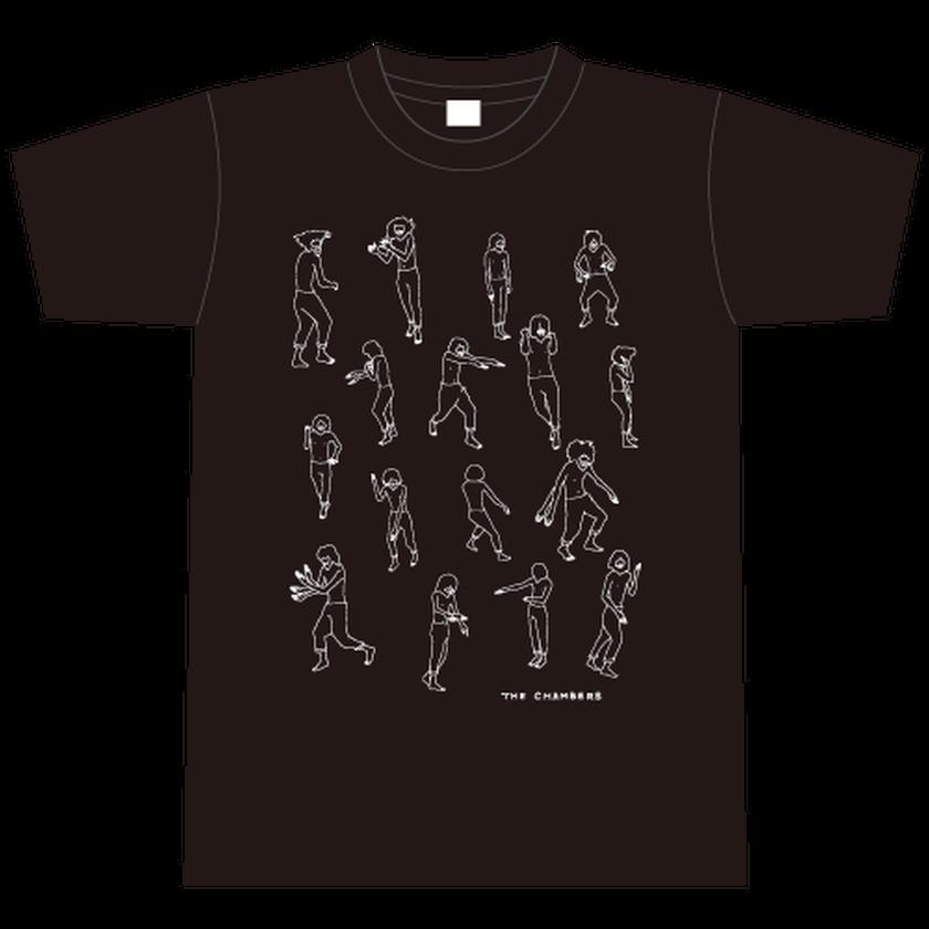 ザ・チャンバーズTシャツ