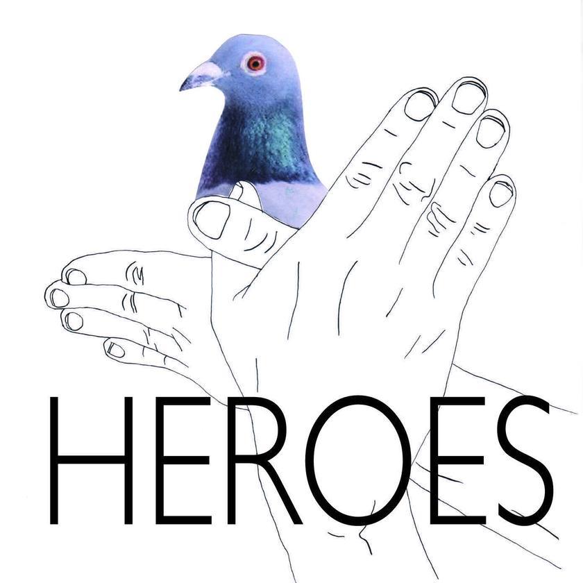 サードアルバム『HEROES』