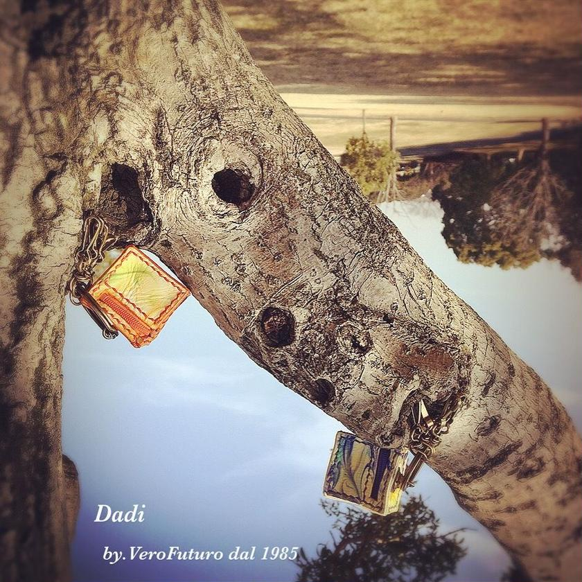 Dadi*(ダーディ)サイコロ型キーホルダー