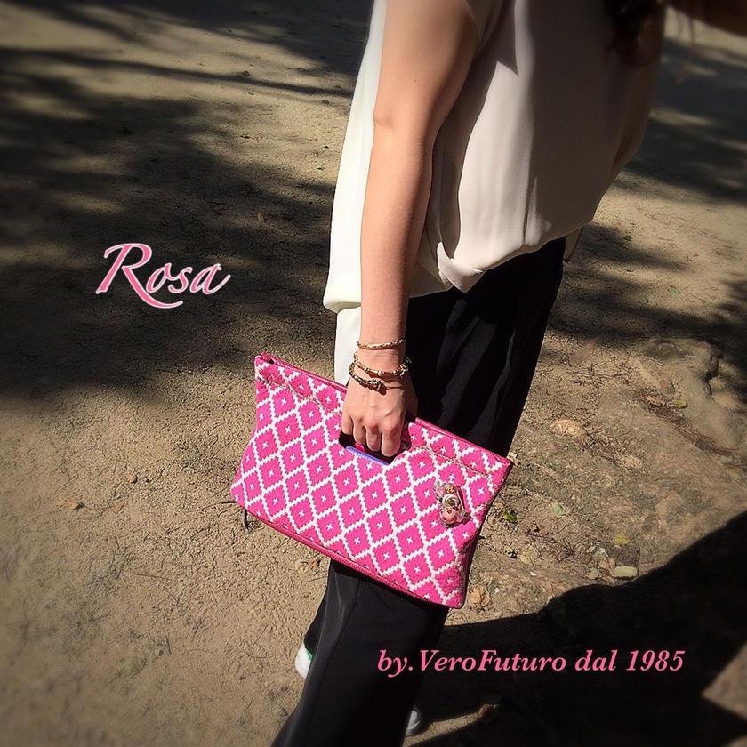 Rosa(ローザ)ばねクラッチトート